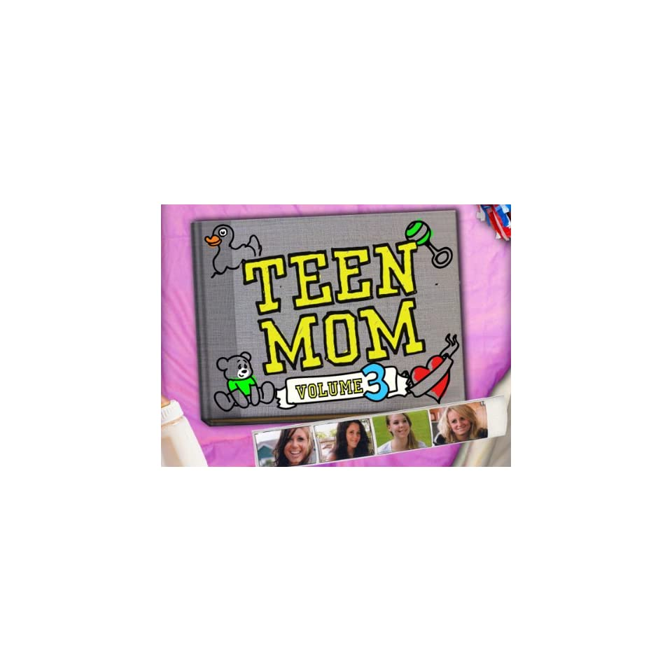 Teen Mom Season 4, Episode 14 Teen Mom Finale Special