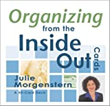 Organizing from the Inside Out Cards (1561709344) by Morgenstern, Julie
