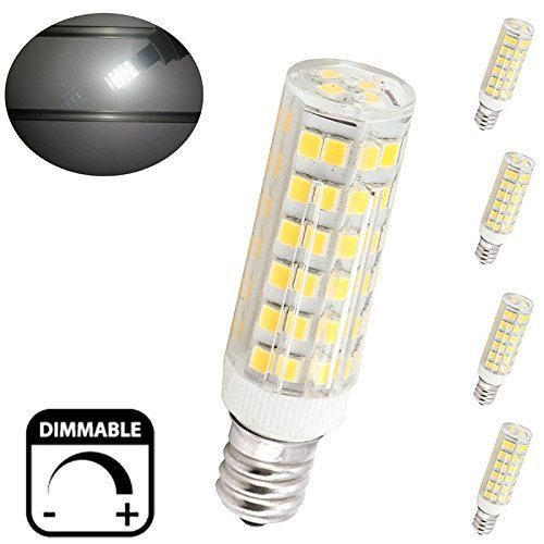 Bonlux 6w Dimmable E12 Led Light Bulb Daylight 6000k T3 T4 Import It All
