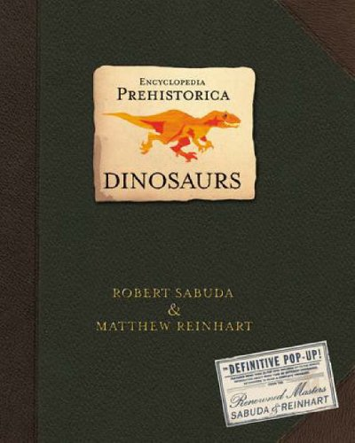 encyclopedia-prehistorica-dinosaurs