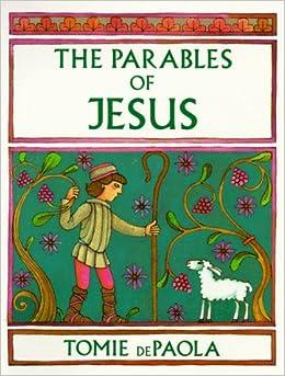 The Parables of Jesus: Tomie dePaola: 9780823411962: Amazon.com: Books