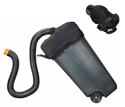 WA4054.2 WORX LeafPro Universal Leaf Collection System 8' Hose & Adapter (High Capacity Sweeper Bin compare prices)