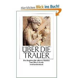 eBook Cover für  220 ber die Trauer Der Begleiter f xFC r schwere Stunden insel taschenbuch