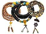 Tibetan Zen Buddhist 108 Prayer Beads...