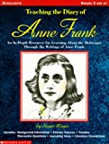 Teaching the Diary of Anne Frank (Grades 5 and UP)