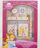 Disney Princess All-In-One School Set
