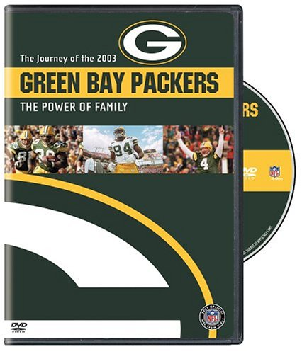 NFL Team Highlights 2003-04 - Green Bay Packers by Warner Home Video