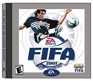FIFA 2001 (Jewel Case) - PC