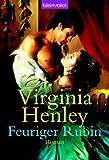 Feuriger Rubin: Roman title=