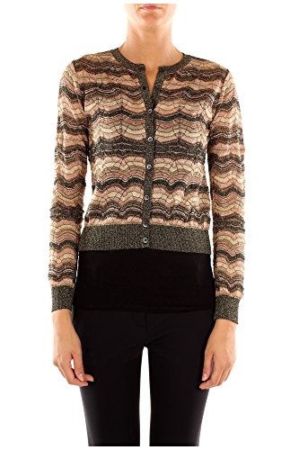 Cardigan Missoni Donna Viscosa Multicolore DDA9Q0K5MM2184191 Multicolor 42