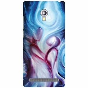 Asus Zenfone 6 A601CG Back Cover - Symbol Designer Cases