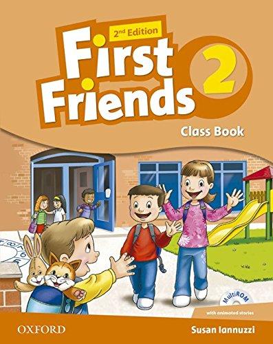 First friends. Classbook. Con espansione online. Per la Scuola elementare: Little and First Friends 2: Class Book Multi-ROM Pack 2nd Edition (Little & First Friends Second Edition)