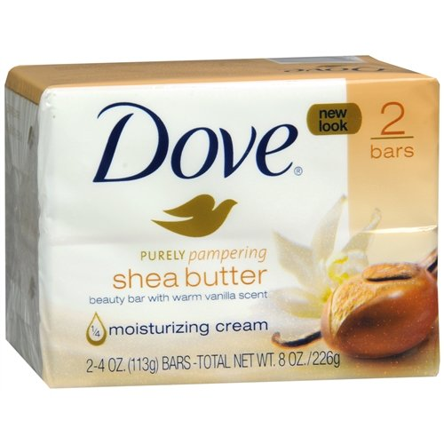 Dove Purely Pampering Shea Butter Beauty Bar, Warm Vanilla, 4 oz 2 ea(pack of 2) abdul rauf yussif and seidu al hassan entrepreneurial capabilities of shea butter processors in ghana