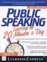 Public Speaking Success in 20 Minutes a Day ebook download
