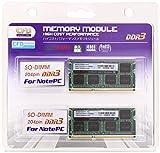 W3N1333PS-8G [SODIMM DDR3 PC3-10600 8GB 2���g]