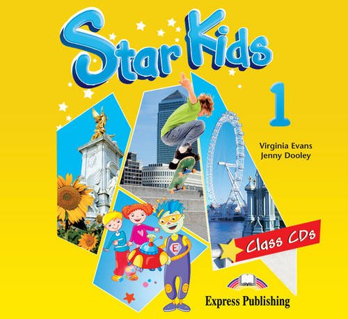 Star Kids: Class Cds (Latin America) No. 1
