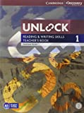 Unlock Level 1 Reading and Writing Skills Teacher's Book with DVD