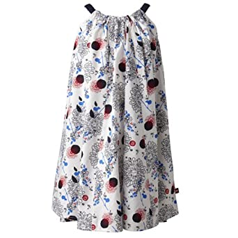 Lego Wear - Robe - Fille - Blanc (102 Snow White) - FR : 4 ans (Taille fabricant : 104)