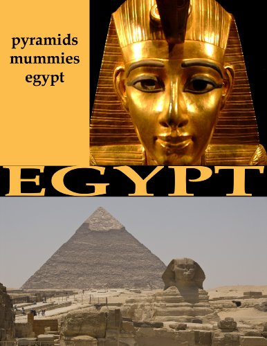 Free Kindle Book : Egypt: Picture guide book with mummies, pyramids, and more.