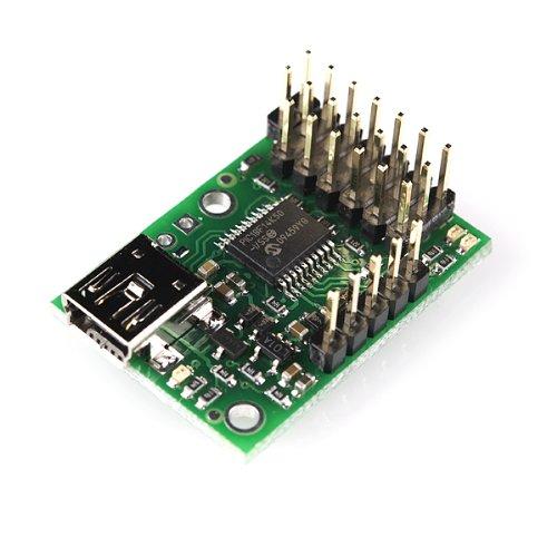 micro maestro 6-channel usb servo controller.new