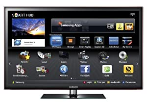 "Samsung UE37D5700 TV LCD 37"" (94 cm) LED HD TV 1080p Smart TV 100 Hz 4 HDMI USB"