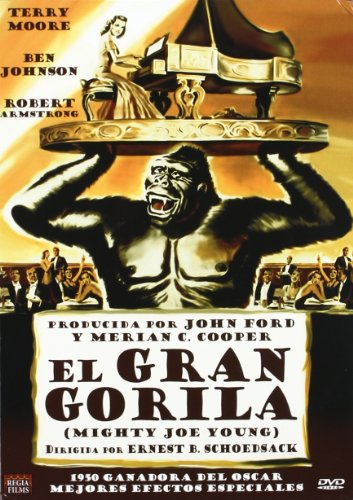 El Gran Gorila (Mighty Joe Young) (1949) (Import)