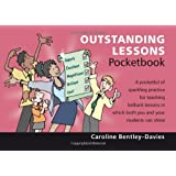 Outstanding Lessons Pocketbookby Caroline Bentley-Davies