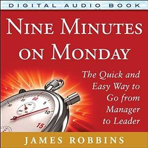 Nine Minutes on Monday Audiobook