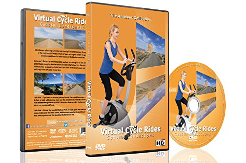 virtual-cycle-rides-coastal-landscape-for-indoor-cycling-treadmill-and-running-workouts