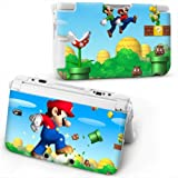 Super Mario Bros Kart Cart Hard Protective Case Cover For Nintendo 3DS XL