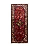 Navaei & Co. Alfombra Persian Hamadan Rojo/Multicolor 197 x 77 cm