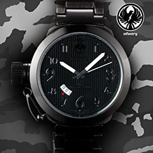 MEN WATCHES STYLE GERMAN ROYAL ARMY TACTICAL WRIST WATCHES