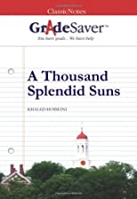 A Thousand Splendid Suns (Study Guide)
