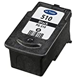 Canon PG510 Remanufactured Black Ink Cartridge for use with Canon Pixma MP230, MP240, MP250, MP252, MP260, MP270, MP272, MP280, MP282, MP330, MP480, MP490, MP492, MP495 and MP499 Printers by Ink Trader