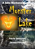 img - for Monster Lake (Jake Montana Mystery Series) book / textbook / text book