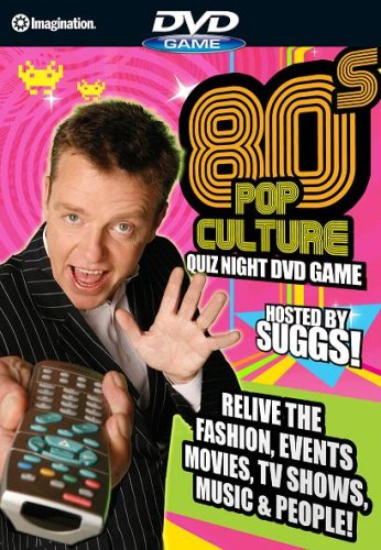 Suggs' 80's Pop Culture Quiz [DVD Interactive Game]