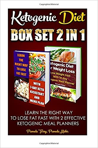 Ketogenic Diet Box Set 2 IN 1: Learn The Right Way To Lose Fat Fast With 2 Effective Ketogenic Meal Planners: (Lose Belly Fat Fast, Ketogenic Diet For ... 20 20 diet dr phil , weight watchers)