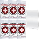 216 PureT First AId Disinfecting Wipe...