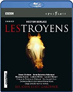 Les Troyens [Blu-ray] [Import]