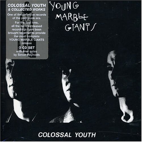 Young Marble Giants - Colossal Youth (Deluxe Version) - Zortam Music