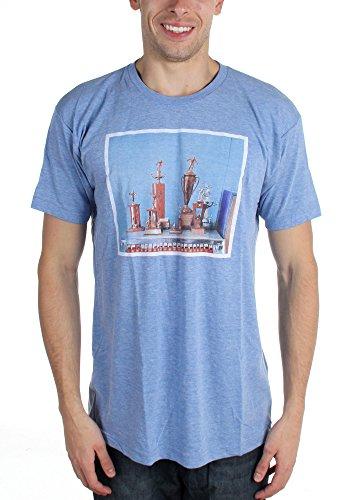 Jimmy Eat World -  T-shirt - Uomo Athletic Blue XX-Large