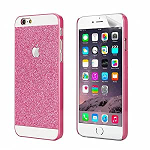 Fonixa shiny back cover for Apple iPhone 5/5s Pink