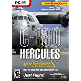 C-130 Hercules X Expansion for MS Flight Simulator X - PC ~ Just Flight
