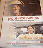 img - for English For Careers - Business, professional, and Technical - Custom Edition for Ashworth College book / textbook / text book