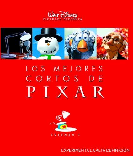 Los Mejores Cortos De Pixar - Volumen 1 [Blu-ray]