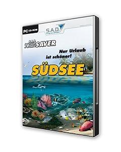 Südsee Version 2, Screensaver, CD-ROM Nur Urlaub ist schöner. Für Windows 98/Me/2000/XP/Vista