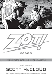 "Cover of ""Zot!: The Complete Black and Wh..."