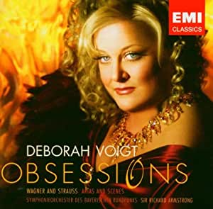 Deborah Voigt: Obsessions (Wagner & Strauss: Arias and Scenes)