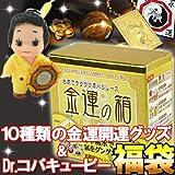 【Dr.コパキューピー付き】おうちでラクラク風水福袋(金運の箱)H-FUK-0102