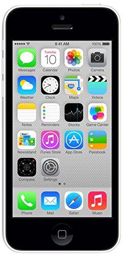 Smartphone APPLE IPHONE 5C BLANC 32GO